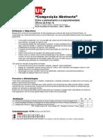 OA12 2009-2010-UT7-AM Composição Abstracta