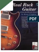 eal Rock Guitar