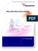ongc drilling operation practices manual 2007 drilling rig rh pt scribd com Underbalanced Drilling Manual Underbalanced Drilling Manual
