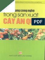 Ung Dung Cong Nghe Trong San Xuat Cay an Qua-TSKN-VRS