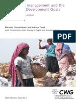 Solid Waste Management and Mellennium Development