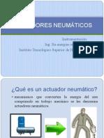 3.2ACTUADORES NEUMÁTICOS