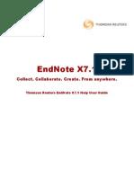 EndNoteX7WinHelp