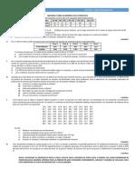 Segunda Tarea Académica de Estadistica 2014-II