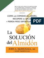 John McDougall - La Solución del Almidón