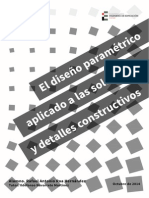 EL DISEÑO PARAMETRICO APLICADO A LAS SOLUCIONES Y DETALLES CONSTRUCTIVOS