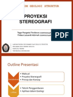 Projection Stereografis