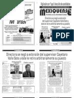 Diario El mexiquense 21 Noviembre 2014