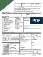 DD Form 1920