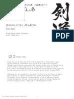 CWRU Kendo Handbook