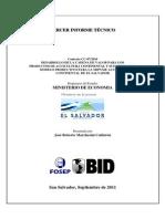 Tercer Informe Tcnico Acuicola Dep-minec
