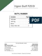 All Butyl Rubber