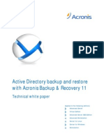 ABR11SW Active Directory Backup Whitepaper en-US