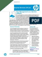 HP GC5 L3 Visa Management as a Service SD