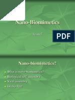 Gamma Nbjnm anobiomimetics