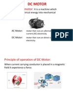 Prp Dc Motor