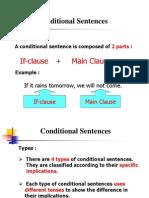 Conditional Sentences(1)