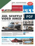 Asbury Park Press Front Page Saturday, Nov. 22