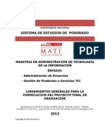 Lineamientos Proyecto Final Mati v10 Final