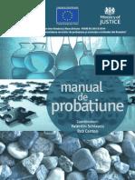 Manual de Probatiune