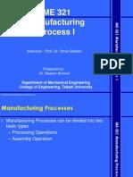 2 Manufacturing Processes