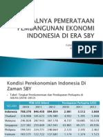 Analisa Liberalisme Ekonomi Indonesia Di Era Kepemimpinan SBY