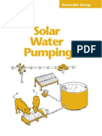 Solar Water Pumping (Energy)