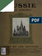 RÈAU, L. Russie, Art Ancien (1917)