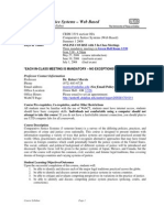UT Dallas Syllabus for cjs3319.0ia.08u taught by Robert Morris (rgm071000)