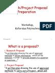 Proposal Writing Kdua Poly