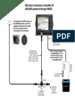 GP-330B NMEA2000 Connection Diagrams