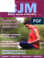 British Journal of Midwifery Article 2