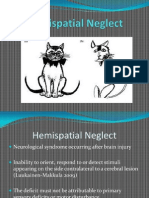 Hemispatial Neglect LDH