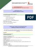 Boletin Empleo Semana 07.07.14