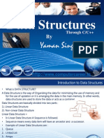 Data Structures by Yaman Singhania