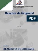 Reações de Grignard