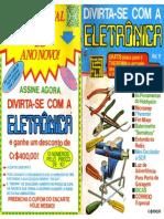 Divirta-se Com a Eletrônica 11 - 1982