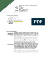 UT Dallas Syllabus for aim6338.501.08s taught by   (kxa012300)