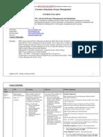 UT Dallas Syllabus for opre6376.pjm.08s taught by James Joiner (jamesj)
