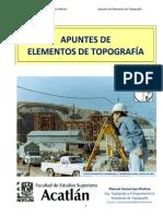 Elementos de Topografía 2015-1