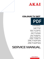 AKAI  - 21CT06FS - Chassis  - PX20019.pdf