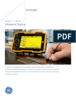 Datasheet - Detector Ultrasónico de Defectos USM Go