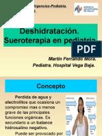 Sueroterapia en Pediatría