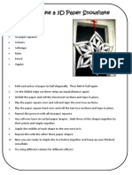 Paper Snowflake Instructions[1]