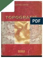 Topografie Dumitru Onose