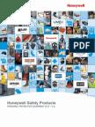 Catalogo General Honeywell 2013 Ingles