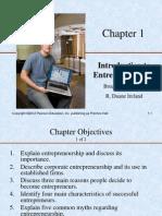 Small Business & Entrepreneurship - Chapter 1
