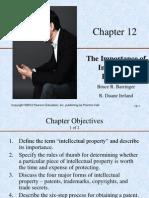 Small Business & Entrepreneurship - Chapter 12