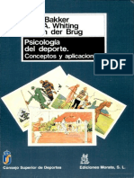 PSICOLOGIA DEL DEPORTE PARACAIDISMO