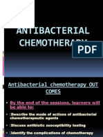 WEEK 9 Antimicrobial chemotherapy.ppt